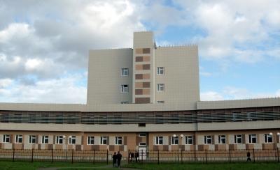 Детская больница г. Вологда