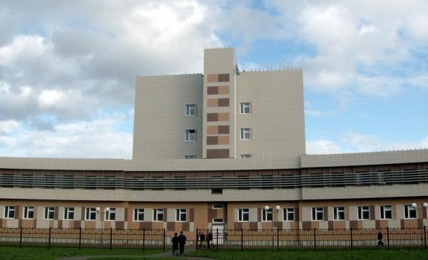 остекление детской больницы в Вологде