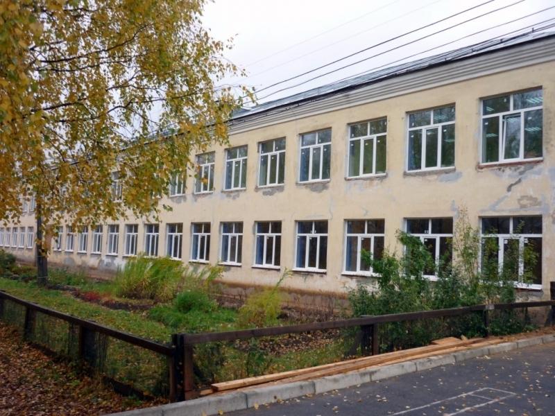 Школа с. Бабушкино