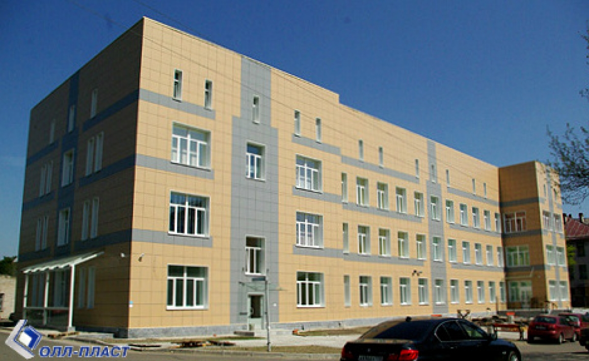 Городская больница №40