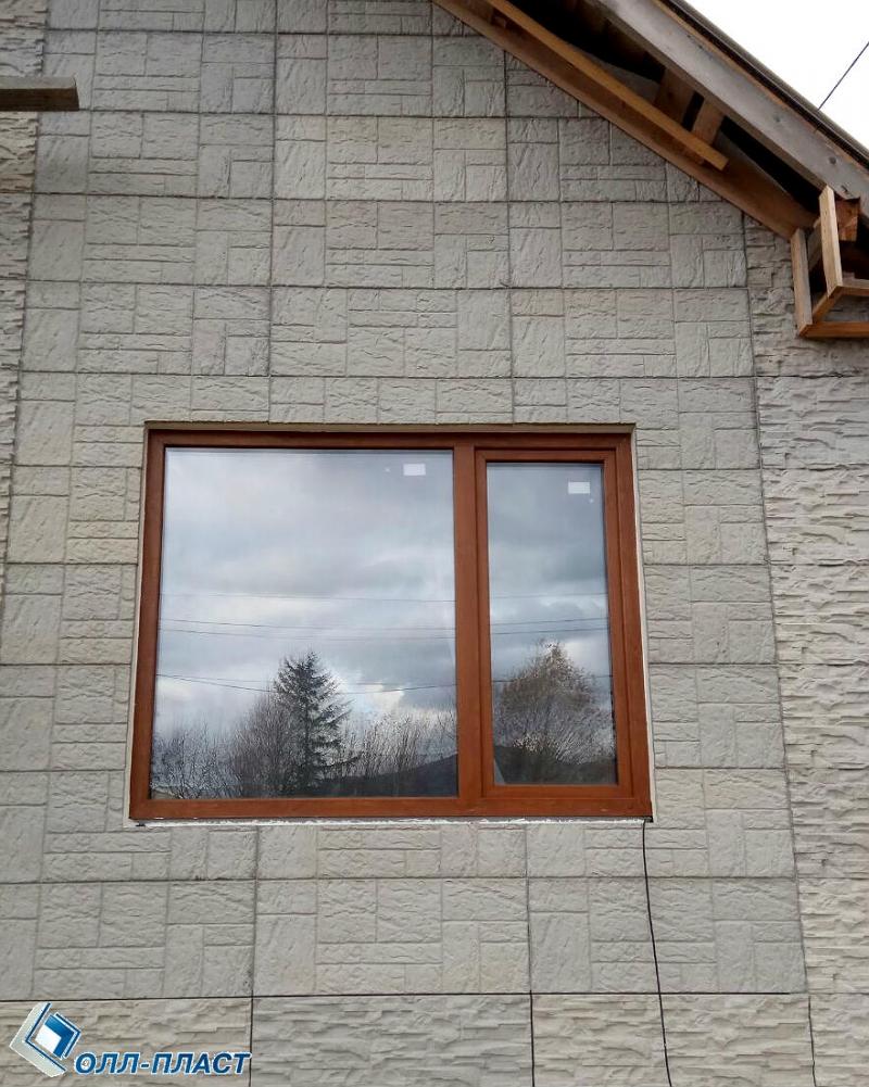 Окна от Завода ОЛЛ-ПЛАСТ на Сахалине