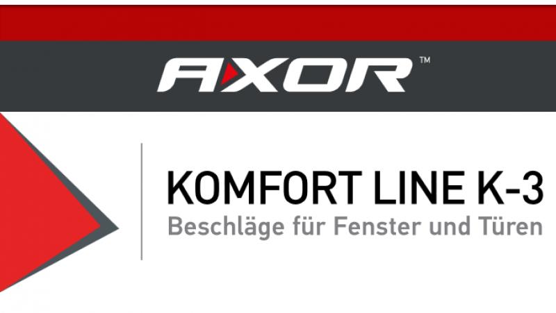 Axor Komfort Line K-3