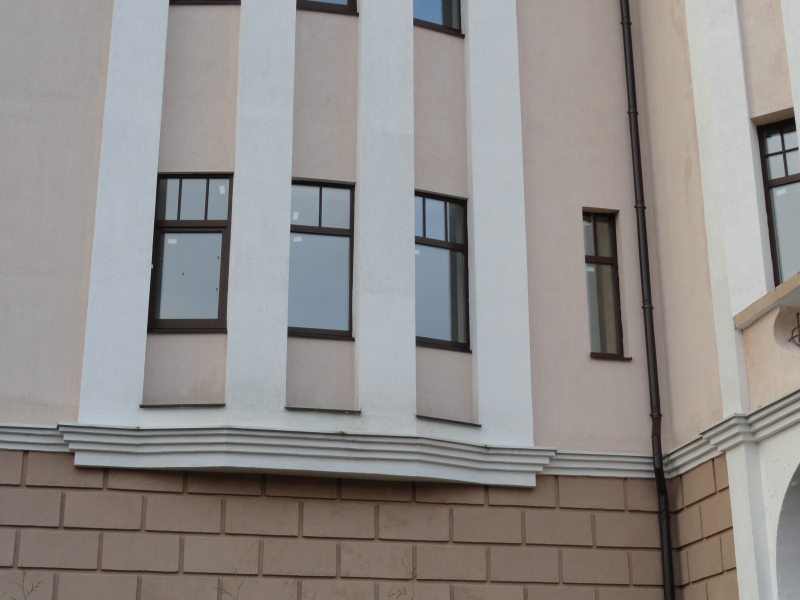 окна из профиля Gealan 3000
