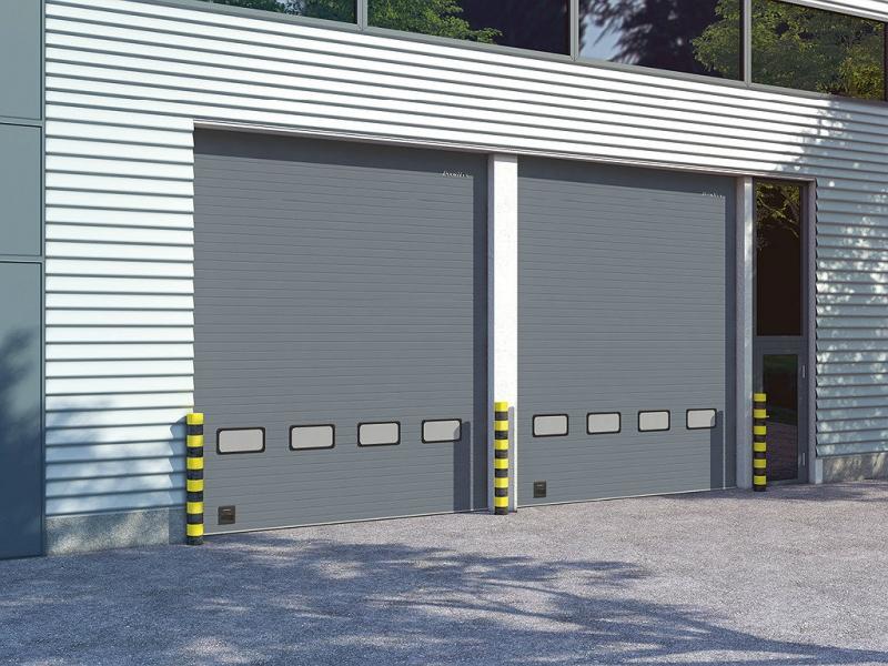 Автоматические ворота, рольставни от компании DoorHan