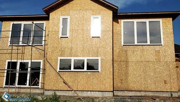 Отгружены окна во Владивосток